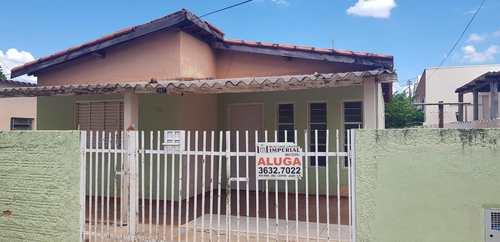 Casa, código 3125 em Jales, bairro Vila União