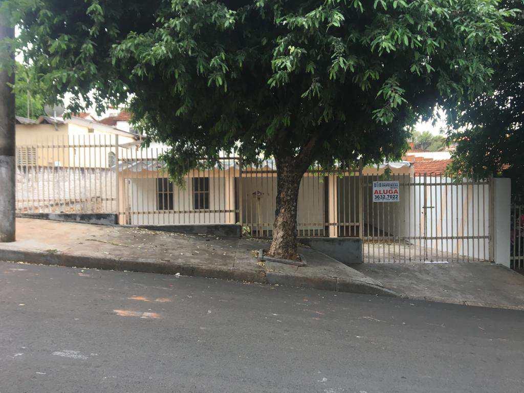 Casa em Jales, no bairro Jardim América I