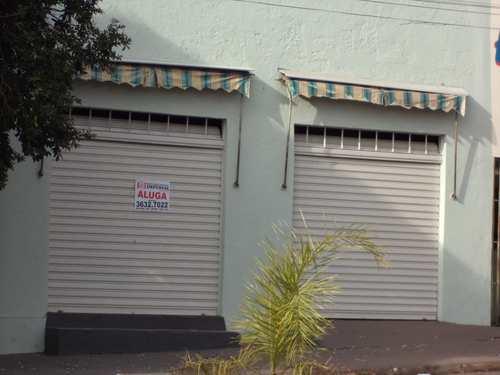 Salão, código 3339 em Jales, bairro Jardim Arapuã