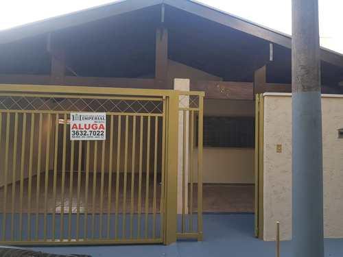Casa, código 3436 em Jales, bairro Conjunto Habitacional José Antonio Caparroz Bogaz