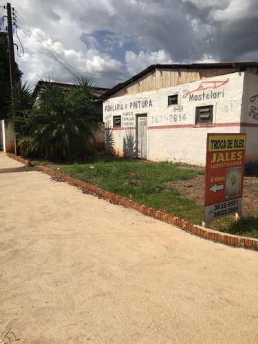 Salão, código 3473 em Jales, bairro Jardim Santo Expedito