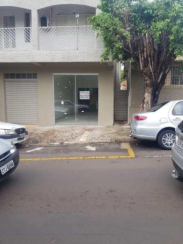 Salão, código 3524 em Jales, bairro Vila Pinheiro