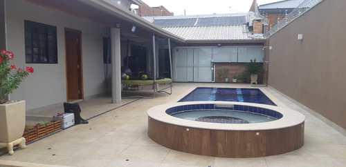 Casa, código 3562 em Jales, bairro Residencial Big Plaza
