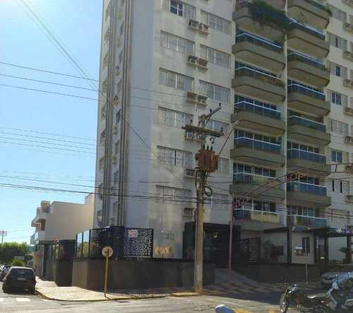 Apartamento, código 3590 em Jales, bairro Centro