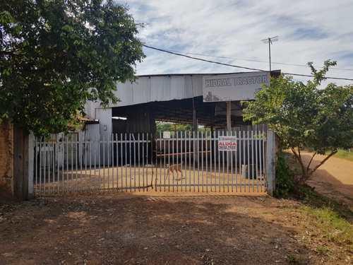 Salão, código 3593 em Jales, bairro Parque Industrial II