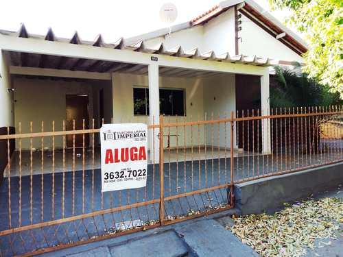 Casa, código 3620 em Jales, bairro IV Centenário
