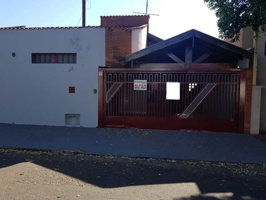 Casa em Jales, no bairro Jardim Estados Unidos