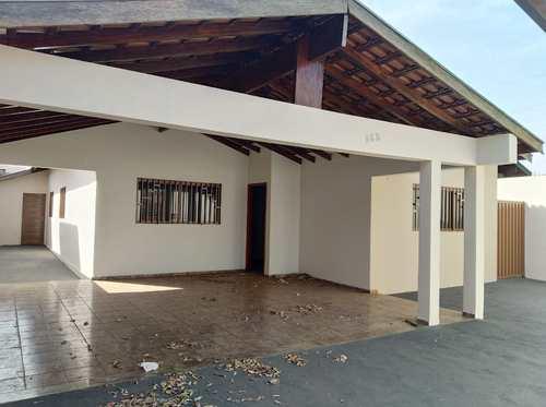 Casa, código 3661 em Jales, bairro Jardim Aclimação