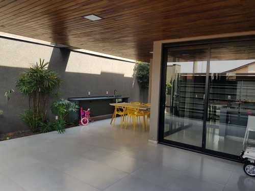Casa, código 3695 em Jales, bairro Jardim do Bosque