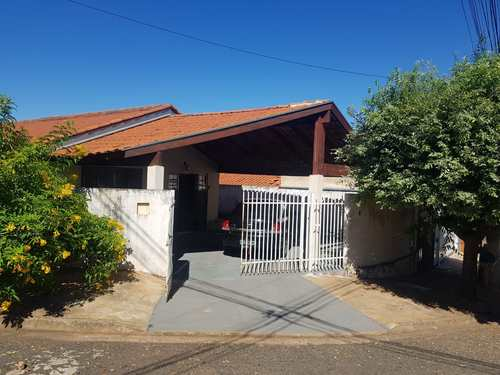 Casa, código 3796 em Jales, bairro Conjunto Habitacional Vereador Santo Hernandes Argentina