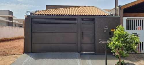 Casa, código 3797 em Jales, bairro Jardim do Bosque