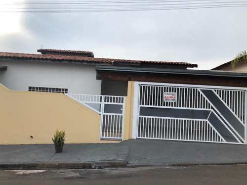 Casa, código 3815 em Jales, bairro Jardim Trianon