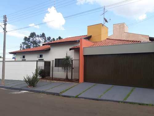 Casa, código 3818 em Jales, bairro Jardim Pêgolo