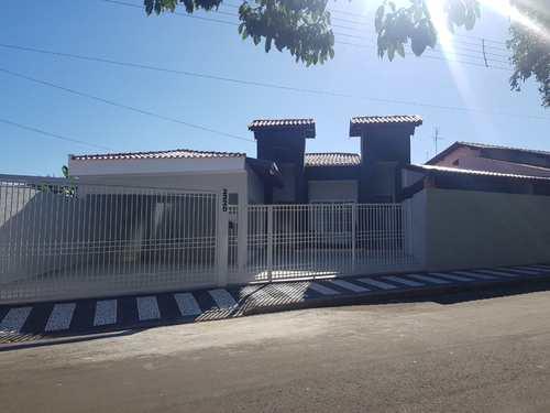 Casa, código 3824 em Jales, bairro Jardim Maria Paula