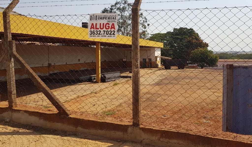 Armazém ou Barracão em Jales, bairro Parque Industrial II