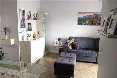 Apartamento, código 3143 em São Paulo, bairro Vila Azevedo