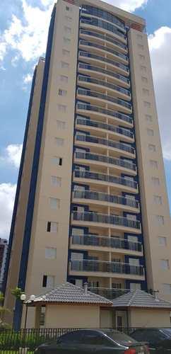 Apartamento, código 3333 em São Paulo, bairro Tatuapé