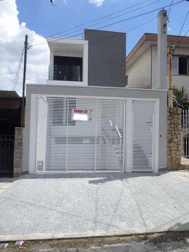 Sobrado, código 3405 em São Paulo, bairro Vila Regente Feijó