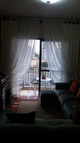 Apartamento, código 3408 em São Paulo, bairro Vila Azevedo