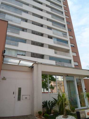 Apartamento, código 3444 em São Paulo, bairro Cambuci