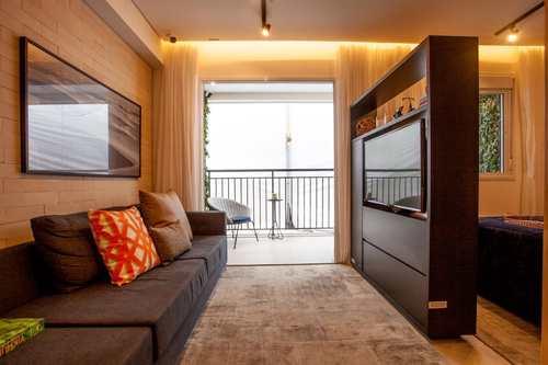Apartamento, código 3600 em São Paulo, bairro Consolação