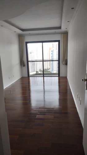 Apartamento, código 3635 em São Paulo, bairro Vila Azevedo