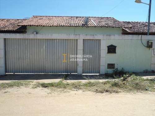 Casa, código 445 em Araruama, bairro Boa Perna