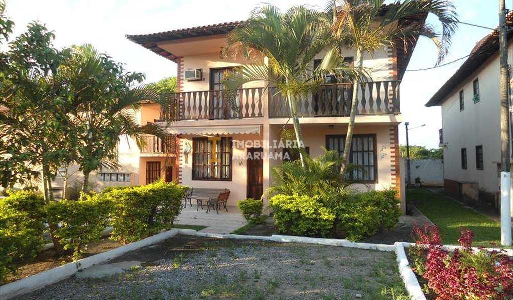 Casa de Condomínio em Araruama, bairro Ponte dos Leites