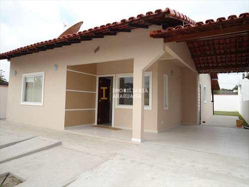 Casa, código 98 em Araruama, bairro Vila Capri