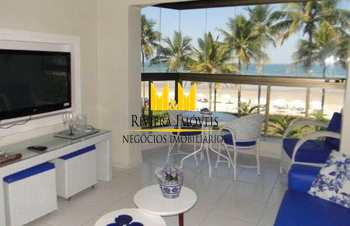 Apartamento, código 90 em Bertioga, bairro Riviera de São Lourenço