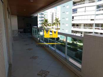 Apartamento, código 1166 em Bertioga, bairro Riviera