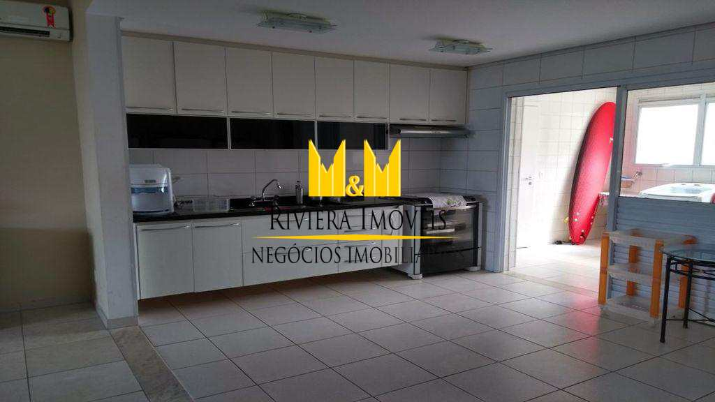 Apartamento em Bertioga, no bairro São Lourenço