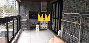 Apartamento, código 2136 em Bertioga, bairro Riviera