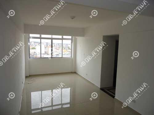 Apartamento, código 913 em Suzano, bairro Centro