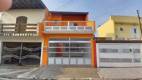 Casa, código 864 em Suzano, bairro Vila Amorim
