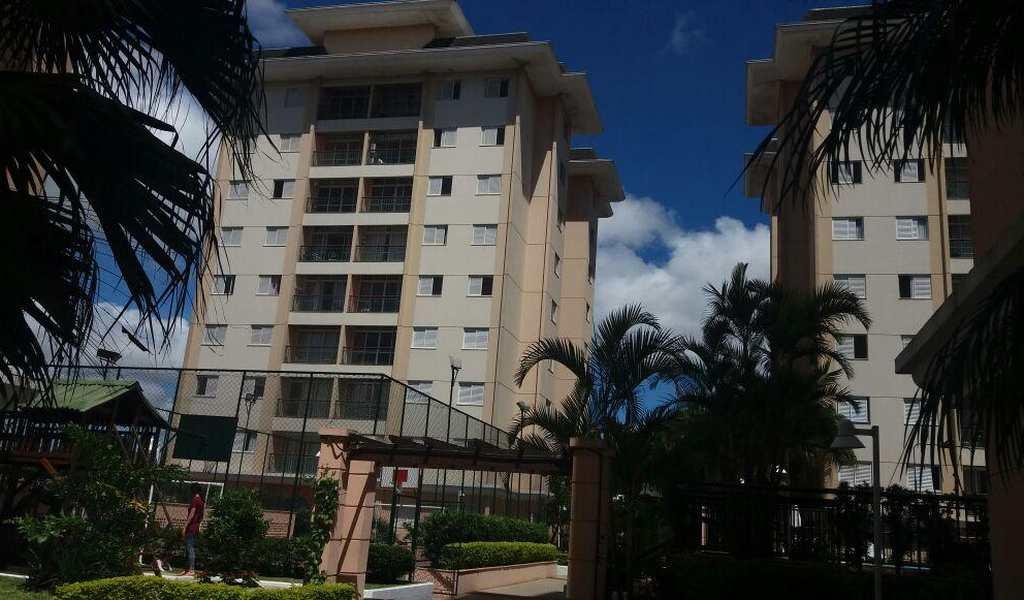 Apartamento em Suzano, bairro Conjunto Residencial Irai