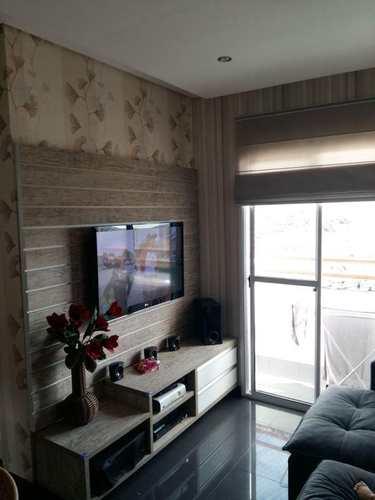 Apartamento, código 797 em Suzano, bairro Vila Urupês
