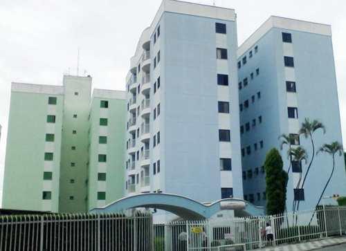 Apartamento, código 708 em Suzano, bairro Jardim São Luís