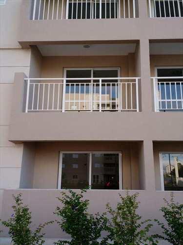 Apartamento, código 667 em Suzano, bairro Conjunto Residencial Irai