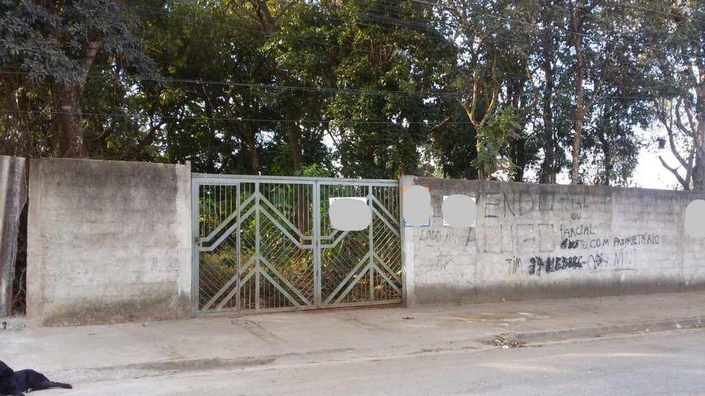 Terreno Industrial em Suzano, no bairro Chácaras Reunidas Guaio