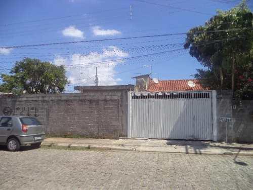 Casa, código 998 em Suzano, bairro Vila Urupês