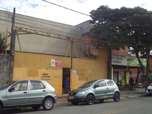 Galpão, código 1021 em Suzano, bairro Vila Amorim