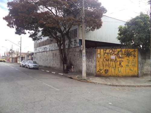 Galpão, código 1022 em Suzano, bairro Vila Amorim
