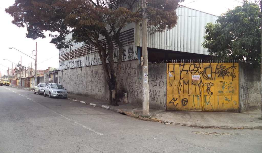 Galpão em Suzano, bairro Vila Amorim