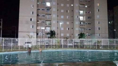 Apartamento, código 1044 em Suzano, bairro Conjunto Residencial Irai