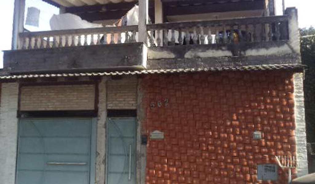Sobrado em Poá, bairro Vila Idalina