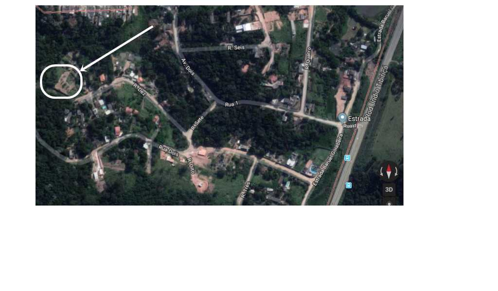 Terreno em Suzano, bairro Jardim Silvestre