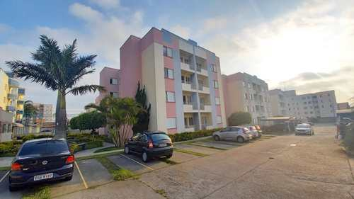 Apartamento, código 1058 em Suzano, bairro Vila Urupês