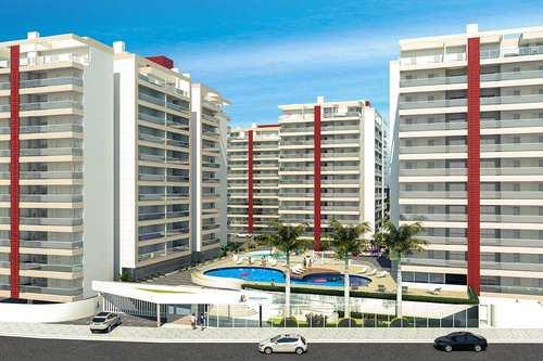 Apartamento, código 1082 em Bertioga, bairro Centro