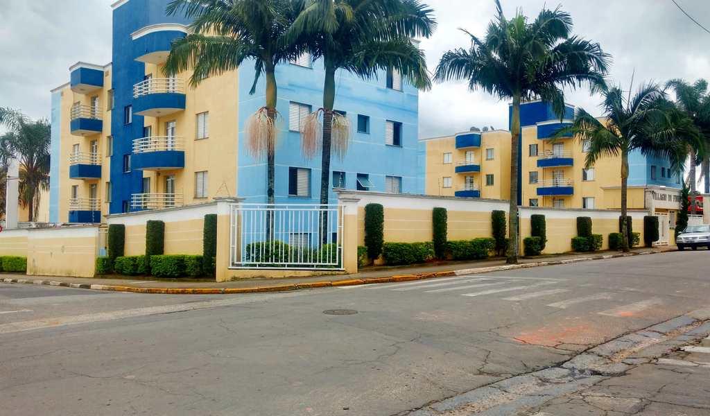 Apartamento em Suzano, bairro Vila Urupês